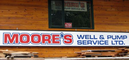 Moore's sign
